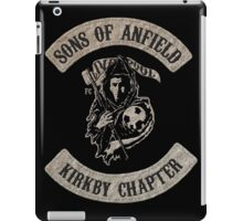 Sons of Anfield - Kirkby Chapter iPad Case/Skin