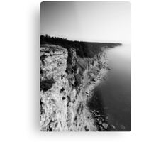 Where sea meets land Metal Print
