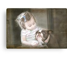 A Keepsake Canvas Print