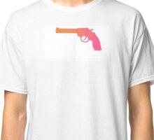 Pink Guns Classic T-Shirt