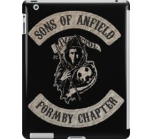 Sons of Anfield - Formby Chapter iPad Case/Skin