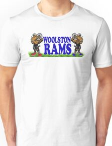Woolston Rams (Rugby League) Unisex T-Shirt