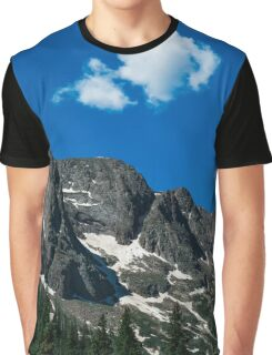 The cloud on the mountains Graphic T-Shirt