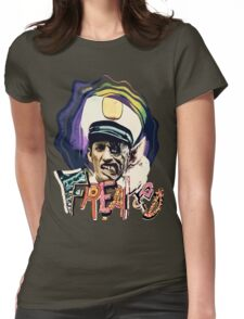 Freaked Womens Fitted T-Shirt