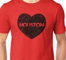 I Love Houston - I Heart HOU (Urban) Unisex T-Shirt