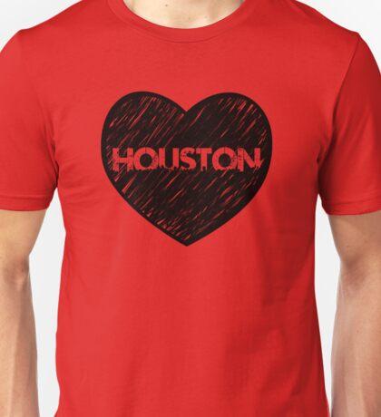 I Love Houston - I Heart HOU (Urban) Unisex T-Shirt
