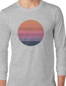 Tycho Awake (Sun) Long Sleeve T-Shirt