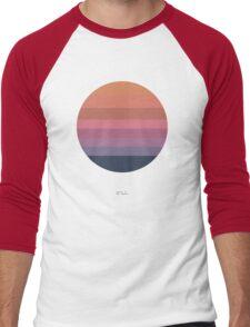 Tycho Awake (Sun) Men's Baseball ¾ T-Shirt