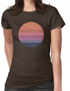 Tycho Awake (Sun) Womens Fitted T-Shirt