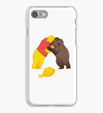 Battle for resources iPhone Case/Skin