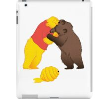 Battle for resources iPad Case/Skin