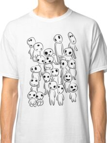 Tree's spirits (Full White) Classic T-Shirt