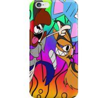 Psychedelic Fun iPhone Case/Skin