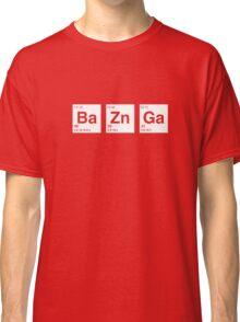 Breaking Bad - Bazinga Classic T-Shirt
