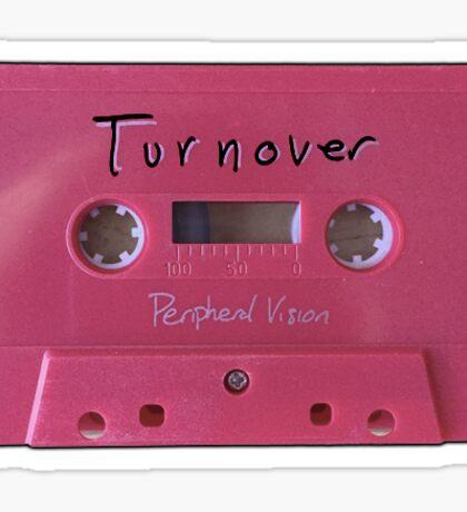 Turnover Peripheral Vision Sticker