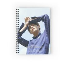 bts V Spiral Notebook