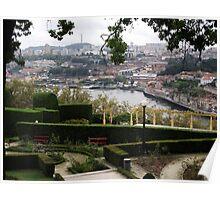 Across to Vila Nova da Gaia Poster
