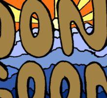 Boone goon Sticker