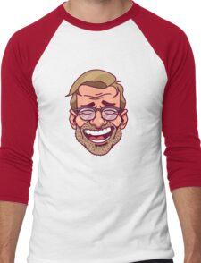 Klopp Men's Baseball ¾ T-Shirt