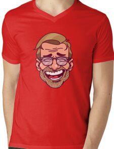 Klopp Mens V-Neck T-Shirt