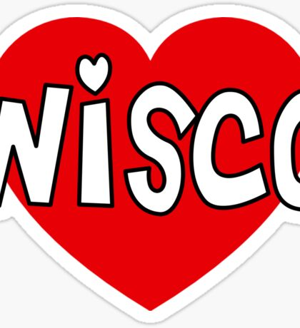 wisco Sticker