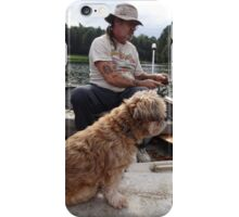 Did ya get the big one dad? iPhone Case/Skin