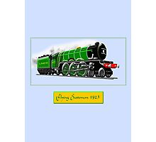 Steam Locomotive - The Flying Scotsman 1923 Photographic Print