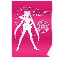 The Senshi Games: Moon ALT version Poster