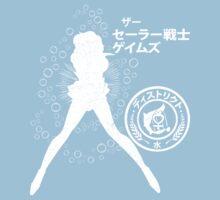 The Senshi Games: Mercury ALT version Baby Tee