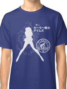The Senshi Games: Mercury ALT version Classic T-Shirt