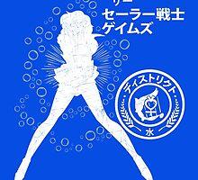 The Senshi Games: Mercury ALT version by machmigo