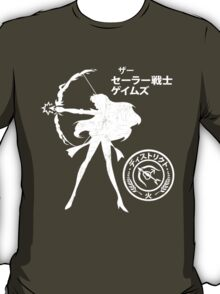 The Senshi Games: Mars ALT version T-Shirt