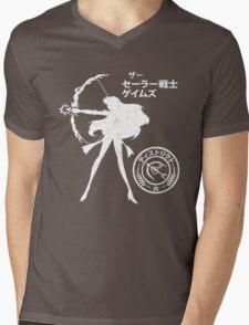 The Senshi Games: Mars ALT version Mens V-Neck T-Shirt