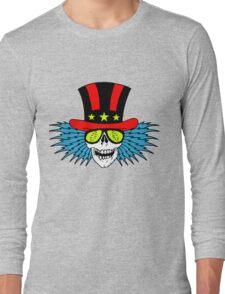 Grateful Dead - Skull Long Sleeve T-Shirt
