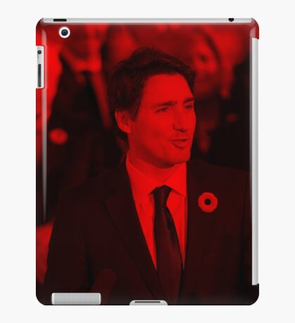 Justin Trudeau - Celebrity iPad Case/Skin