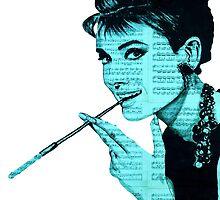 Audrey Hepburn an04 by Palluch Atelier