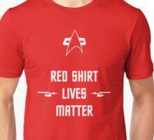 Red Uniform Lives Matter (Star Trek) Unisex T-Shirt