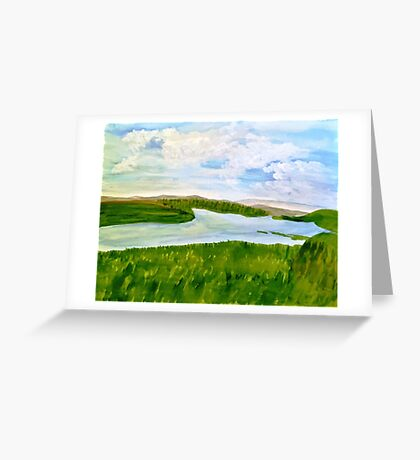 Crown Point  Greeting Card