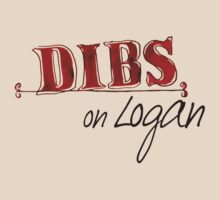 Dibs! On Logan by schmaslow
