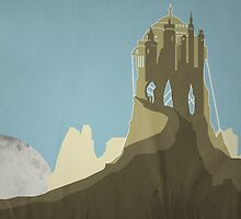 The Eyrie (Game Of Thrones) by SmArtex