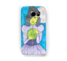 Something Wicked this Way Comes Samsung Galaxy Case/Skin