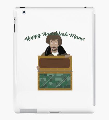 Happy Hanukkah Marv! iPad Case/Skin