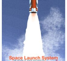 NASA Space Launch System  Sticker