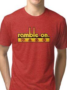 Ramble On Tri-blend T-Shirt