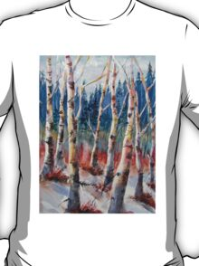 Land of the Silver Birch T-Shirt