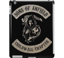 Sons of Anfield - Childwall Chapter iPad Case/Skin