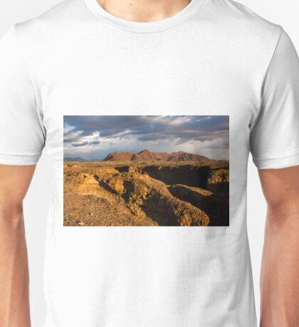 Namibian Desert Landscape Unisex T-Shirt