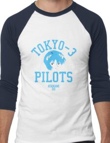 Pilot 00 Men's Baseball ¾ T-Shirt