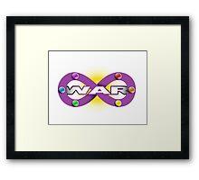 Infinity War Framed Print