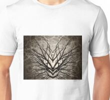 Face of Winter Witch Unisex T-Shirt